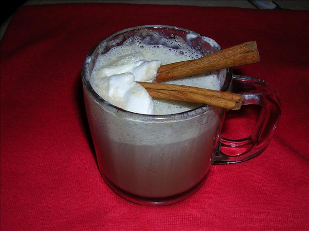 Hot Mexican Spiced Cocoa