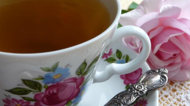 Rose and Jasmine Tisane
