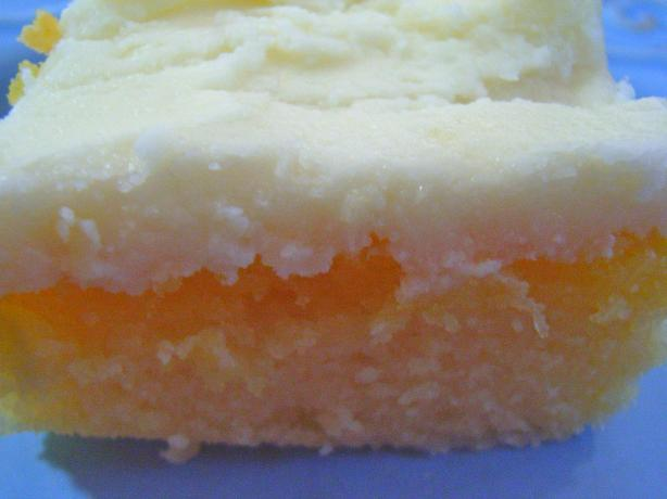 Lemon Texas Cake