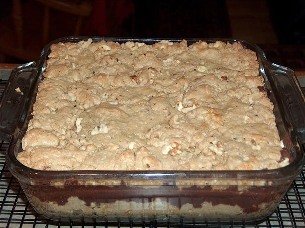 Fran's Oatmeal Chocolate Cookie Cake