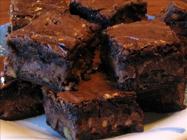 Toffee Brownies