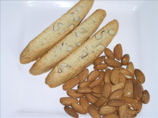 Almond Anise Biscotti