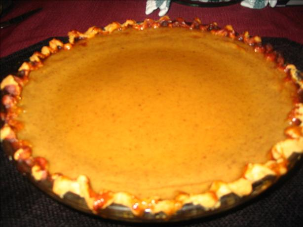 Pumpkin (Or Squash!) Pie