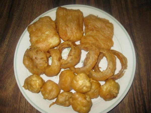 Beer Battered Fish (For Fish N'chips)