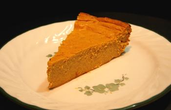 Bonnie's Sweet Potato Pie (Low Fat, No Sugar Added) Recipe