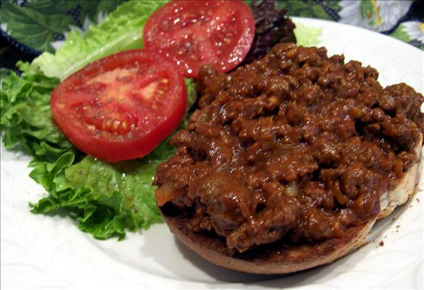 Real Deal Sloppy Joes...remember These, so Good!!