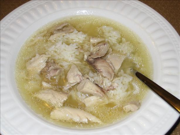 Mama's Chicken Soup