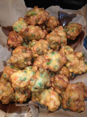 Chamorro Shrimp Patties