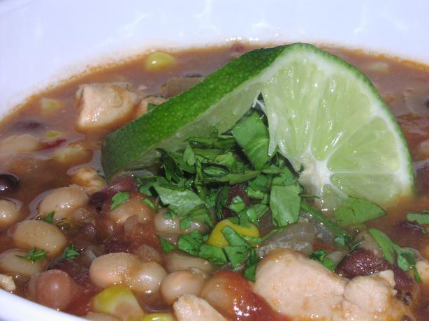 Chipotle Chicken Stew