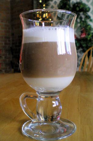 Latte Macchiato - 3 Layered Coffee