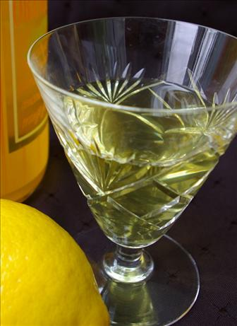 Lorraine's Luscious and Lovely Limoncello