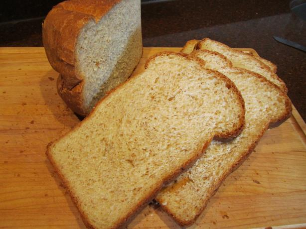 Milk and Honey Wheat Bread