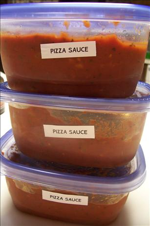 Jane's Pizza Sauce (Oamc)