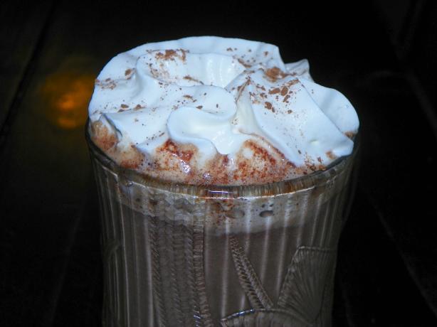 Chocolat à L'ancienne (Hot Chocolate)