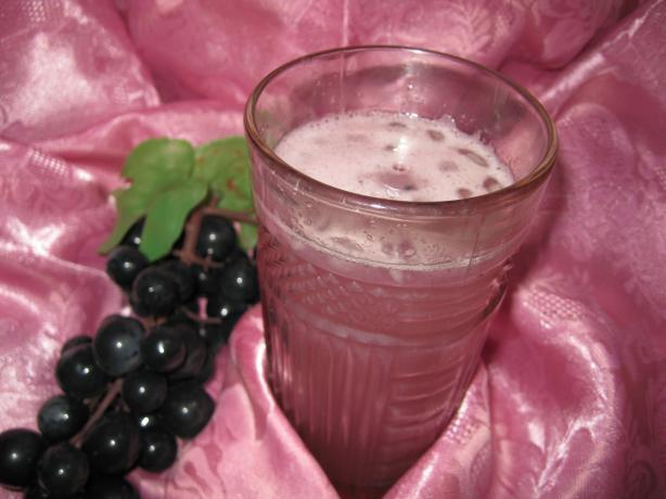 Sparkling Grape Soda