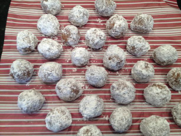 Bailey's Irish Cream Balls
