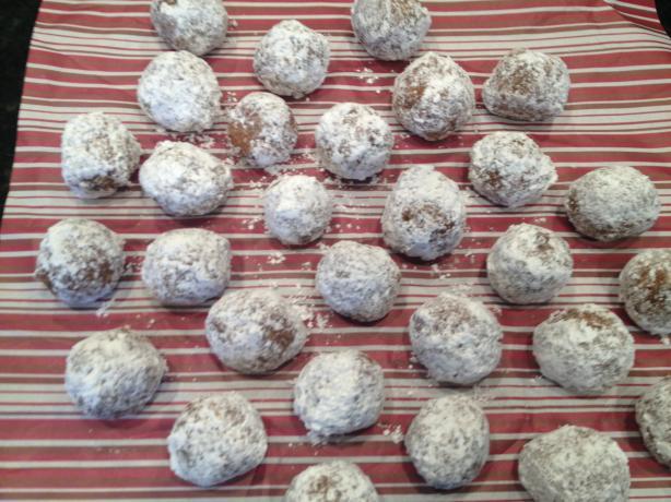 Bailey's Irish Cream Balls