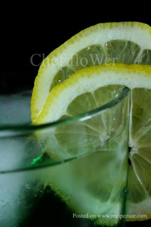 Lemon, Lime and Bitters