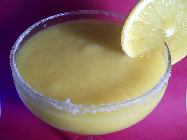 Dancing Orange Mango