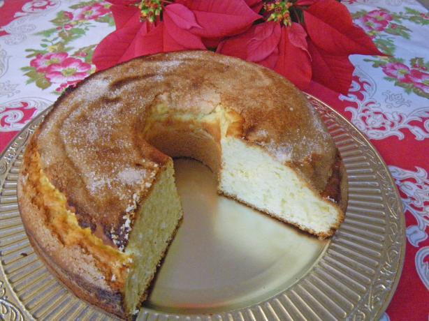 Ciambella Della Nonna – Italian Breakfast Cake
