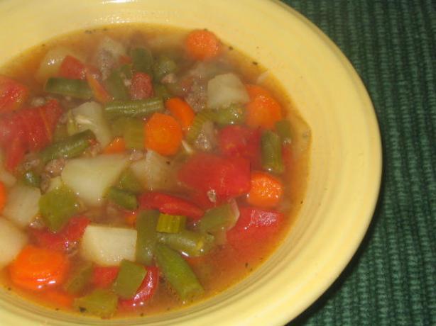 Soupe D' Automne (Autumn Soup)