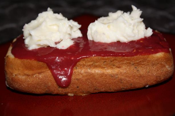Luscious Raspberry Curd