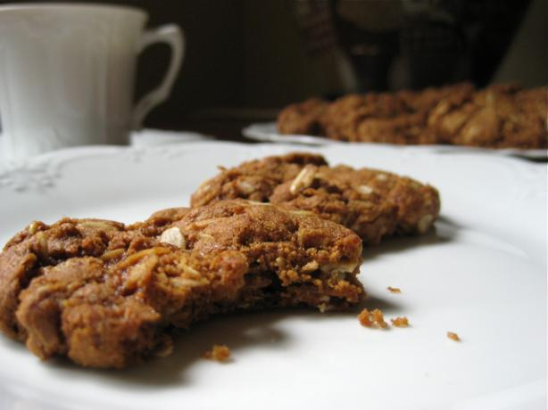 Gluten Free Anzac Biscuits – Rolled Oat Cookies