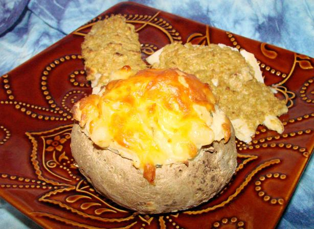 Heart-Healthy Herby Baked Spuds