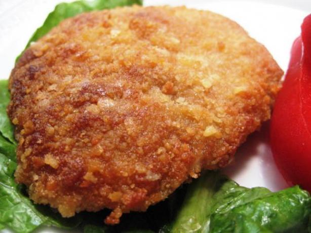 Pork, Veal, or Chicken Schnitzel