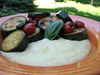 microwave polenta
