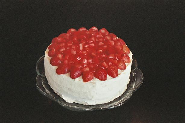 Danish Dessert Cake