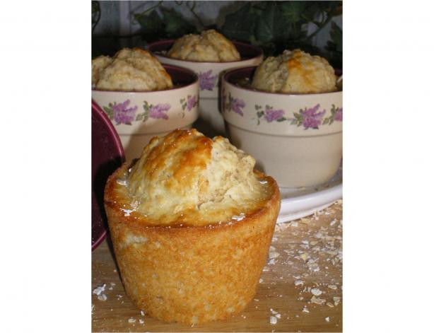Tim Horton's Style Oatmeal Muffins