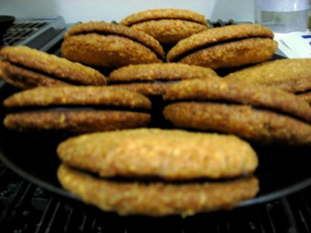 Brussels Cookies