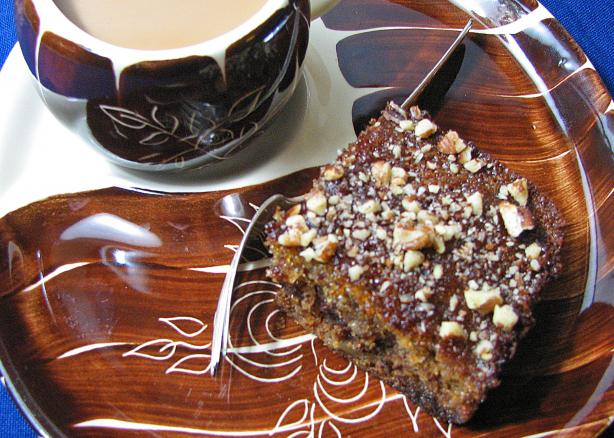 South African Brandy Squares