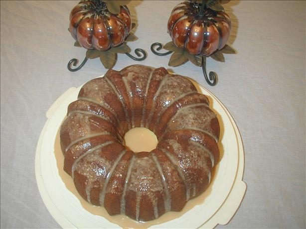 Nutty Irishman Creme Cake