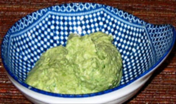 Artichoke Spinach Hummus