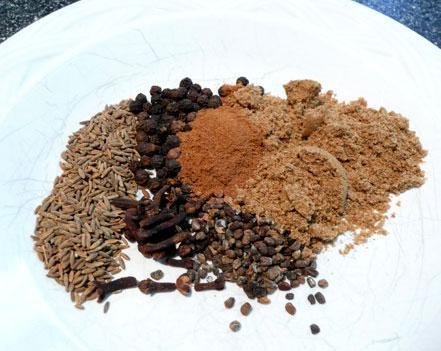 Spice Garam Masala