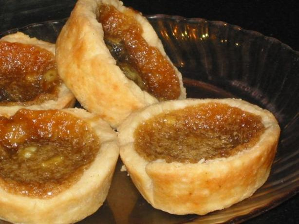 Real Canadian Butter Tarts