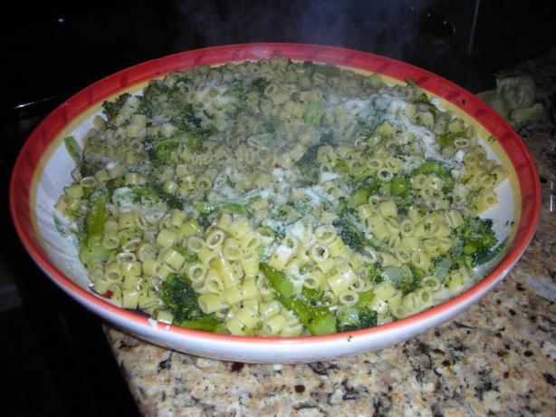Sicilian Broccoli and Ditalini