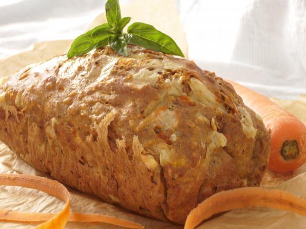 Zucchini and Parmesan Bread