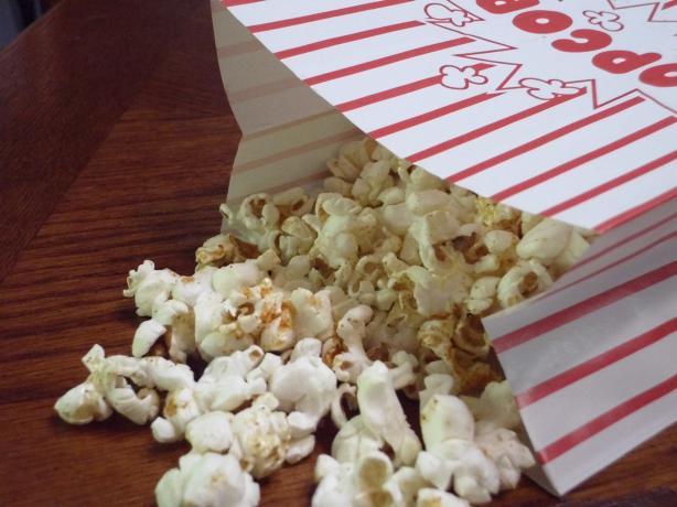 Memphis Style Popcorn