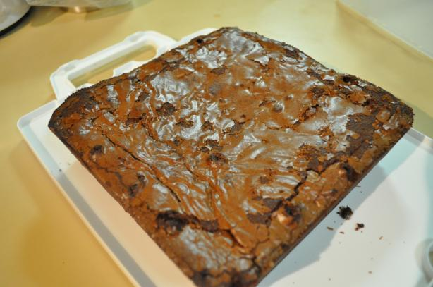 Decadent Easter Brownie