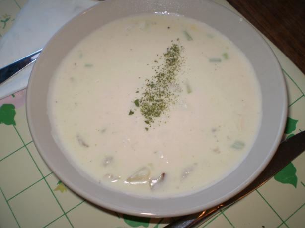 Potato-Crab Chowder