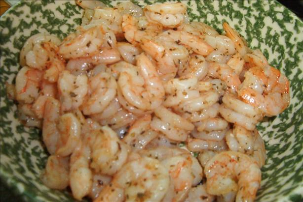 Ragin Cajun Shrimp