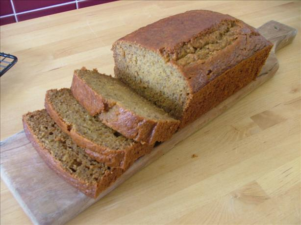Baby Bear's Whole Wheat Banana Bread
