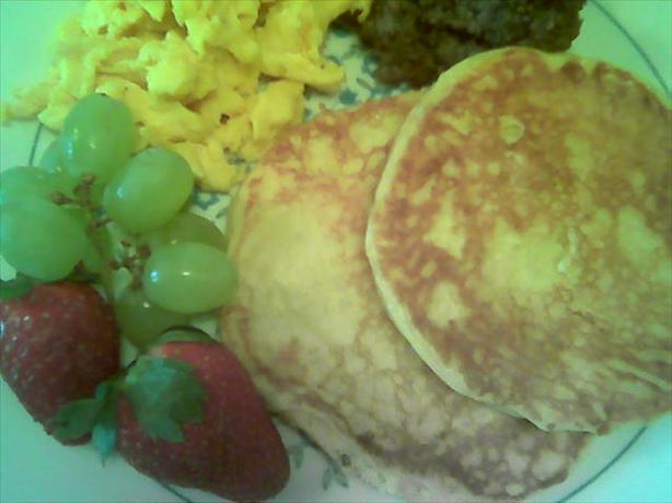 Country Pancakes