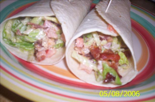 BLT Burritos