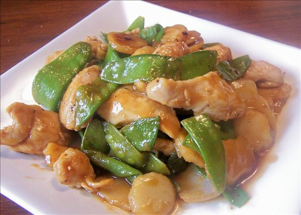 Quick Hoisin Chicken Stir-Fry