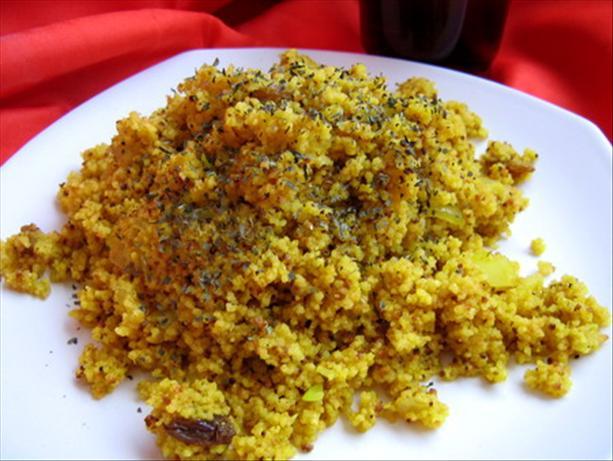 Golden Couscous