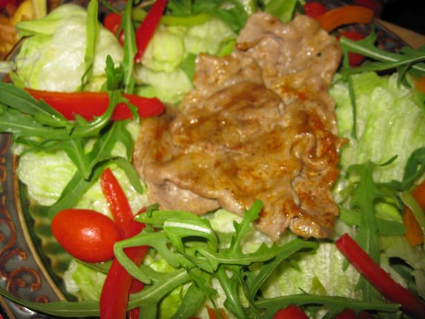 Rhineland (German) Salad Dressing